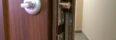 Двери с электронным замком